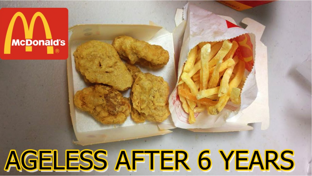 Top 10 McDonalds Secrets - Does Not Dcompose