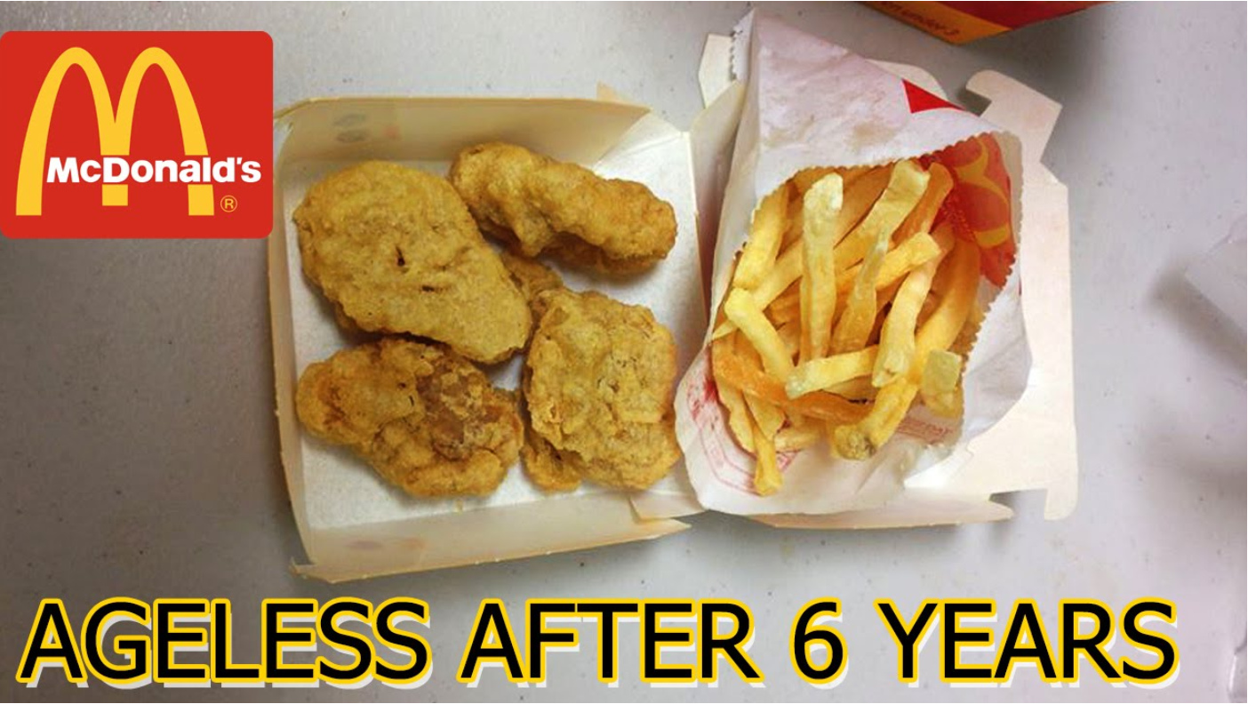 Top 10 McDonalds Secrets – Does Not Dcompose