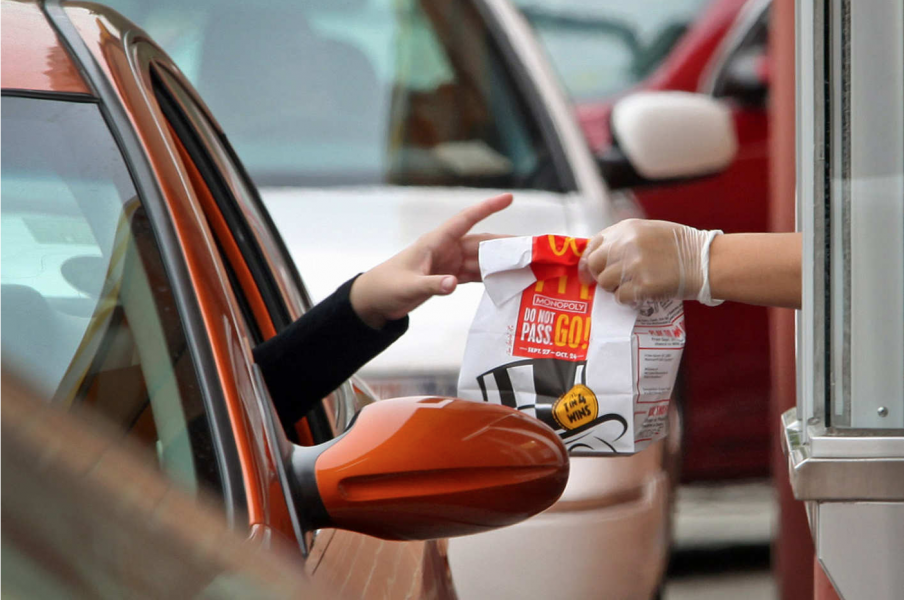 Top 10 McDonalds Secrets - Drive-Thru