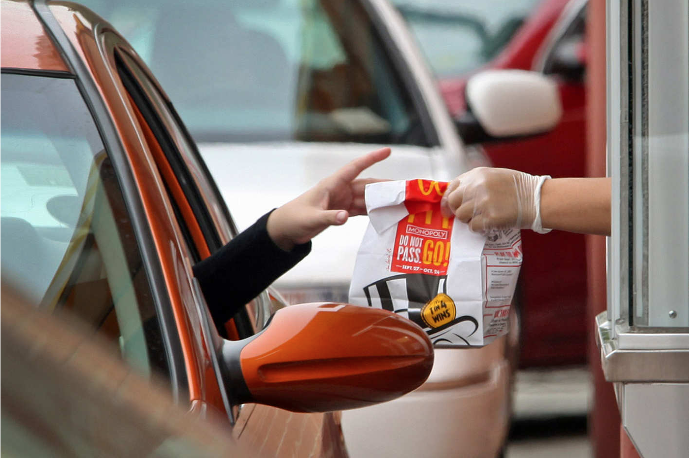 Top 10 McDonalds Secrets – Drive-Thru