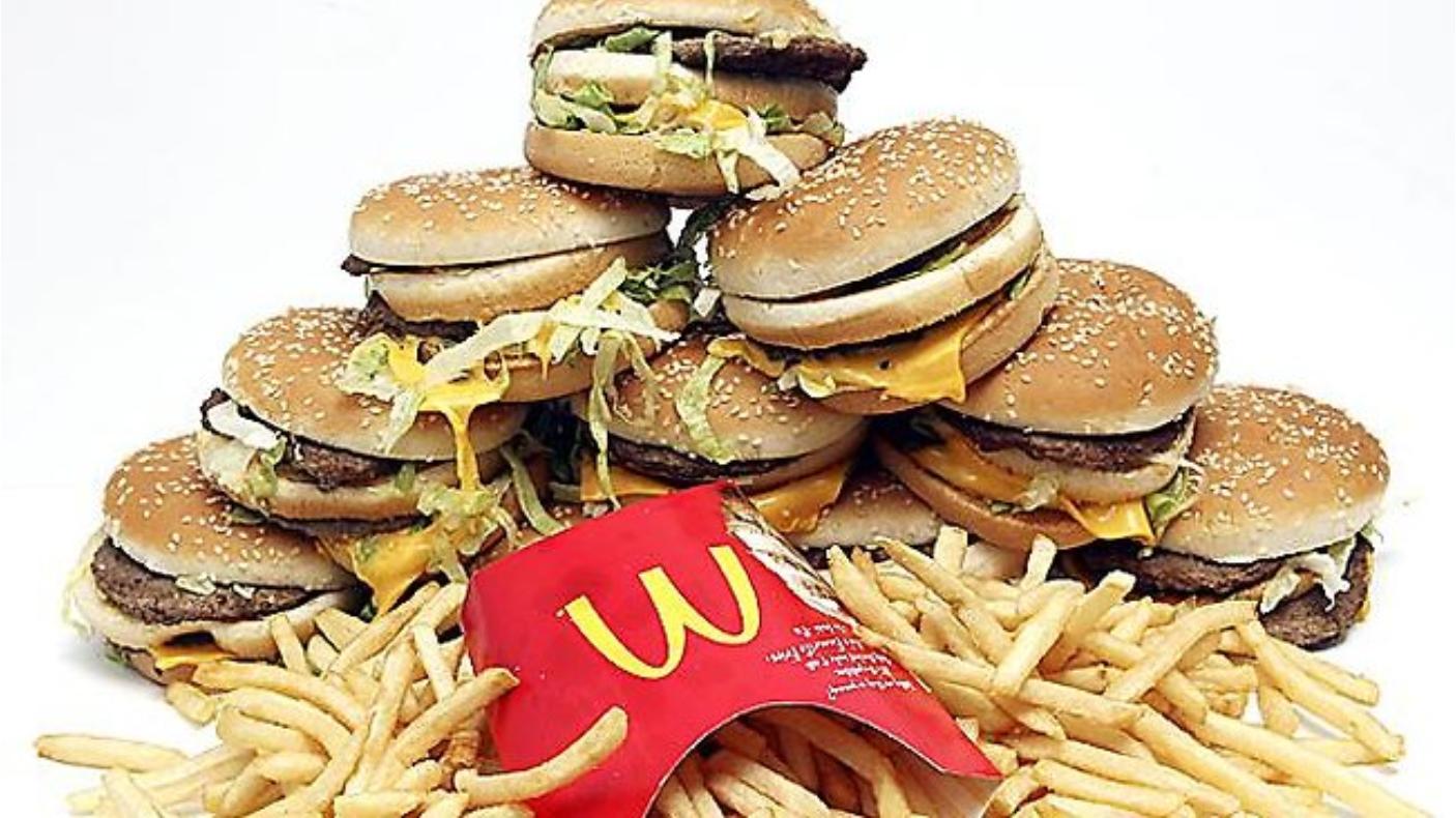 Top 10 McDonalds Secrets – Food Waste
