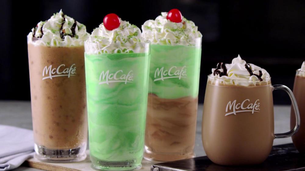 Top 10 McDonalds Secrets - McCafe Sugear Content