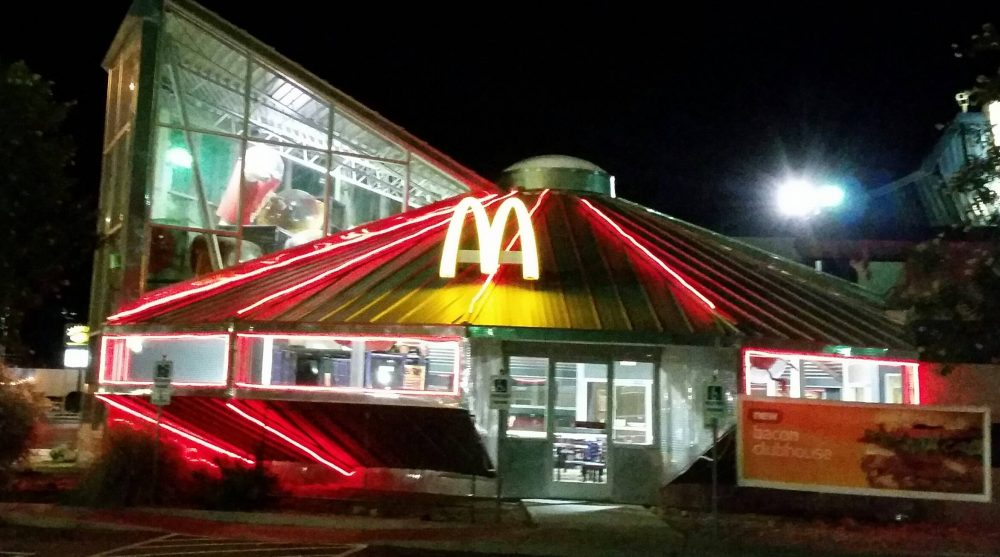 UFO McDonald's Roswell New Mexico