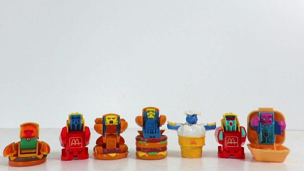 changesables toys mcdonald''s