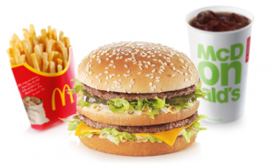 McDonald's meal