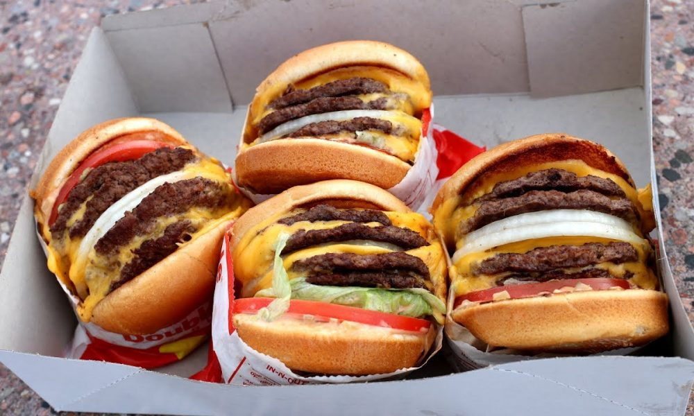 10 In-N-Out Secret Menu Items They Try To Hide From You!