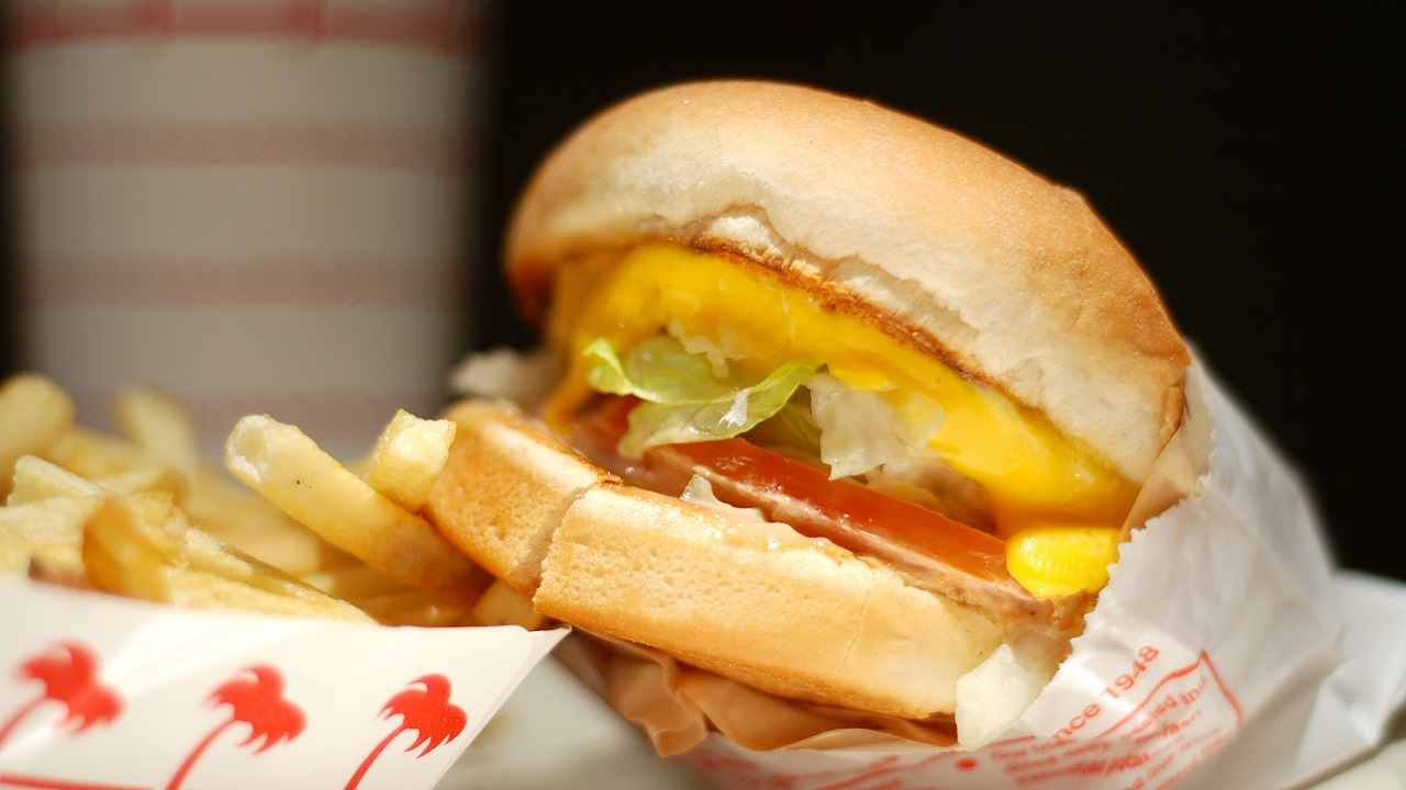 in-n-out no meat