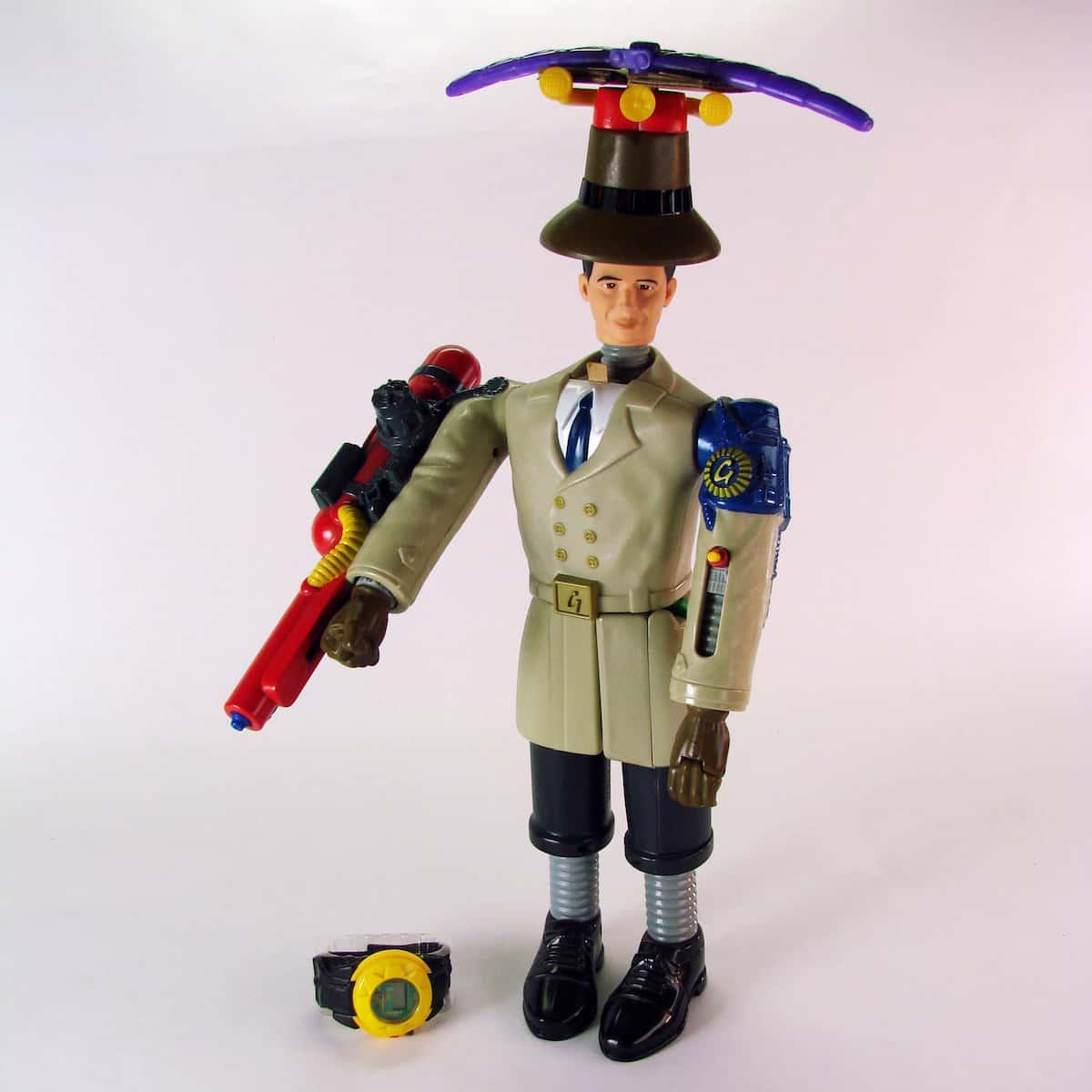inspector gadget toy mcdonald's