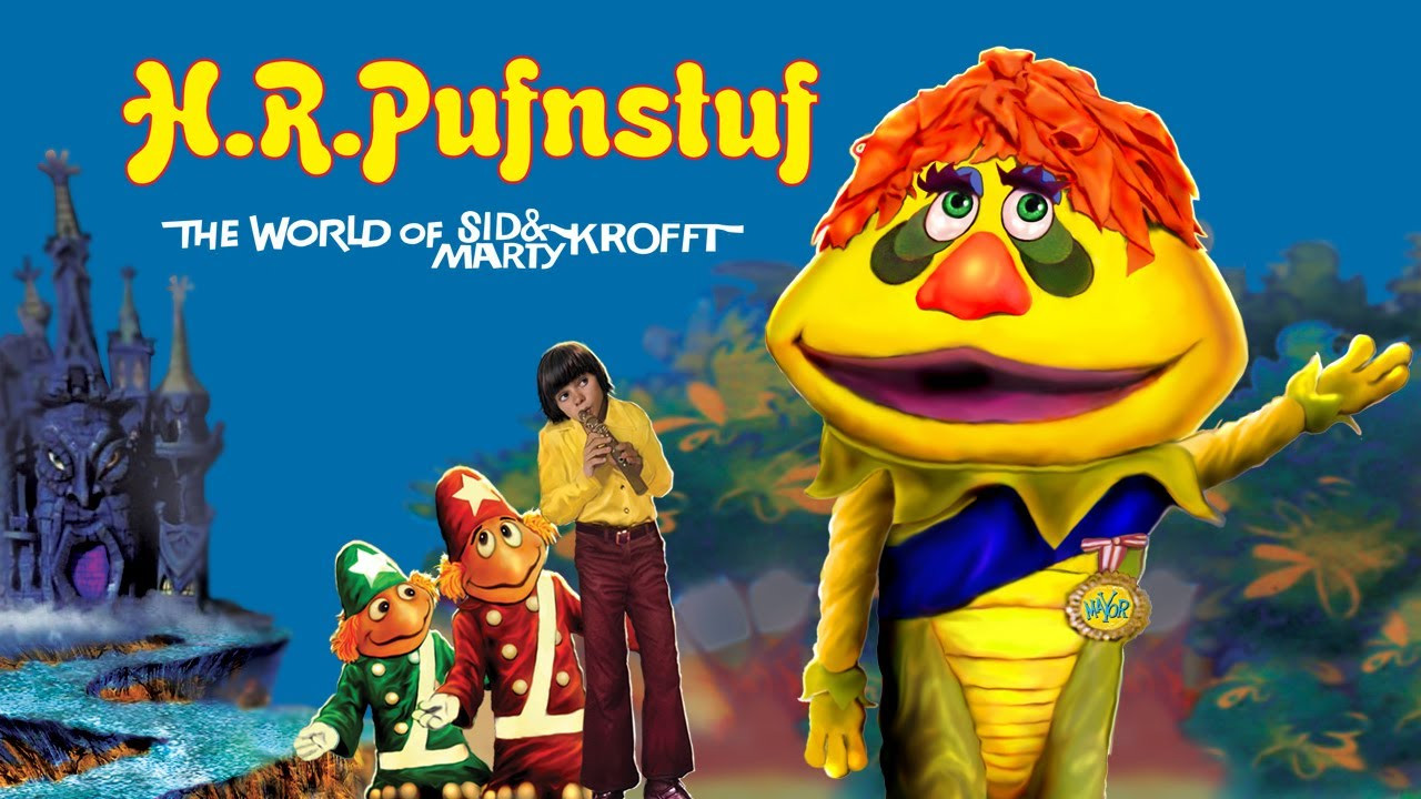 Mayor McCheese has been accused of being a rip off of PufnStuf.