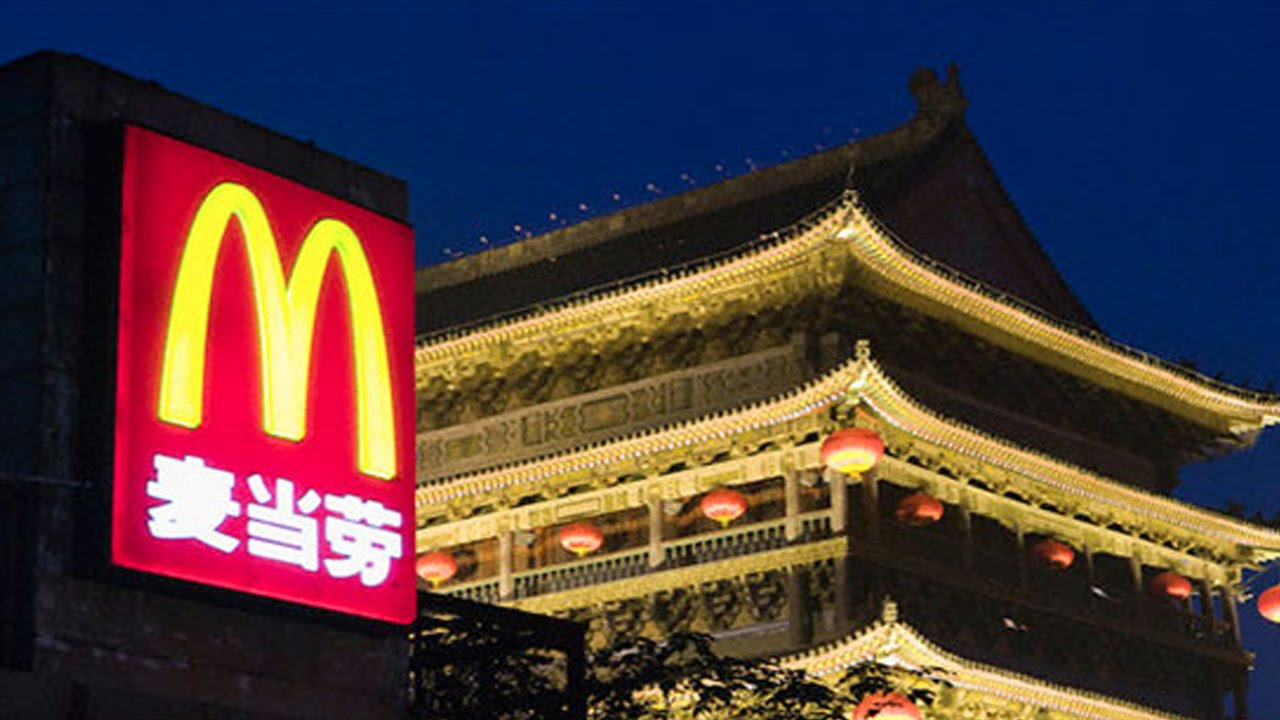 McDonald's has had food issues in China