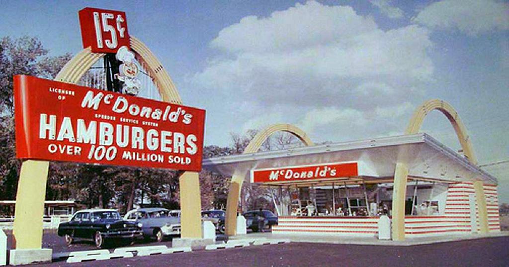 Big Mac origins
