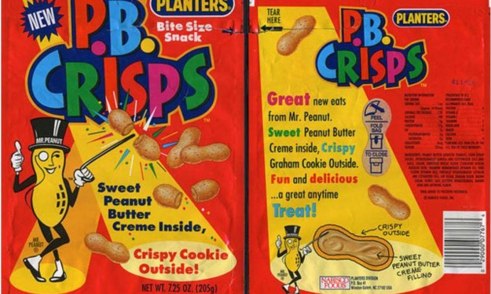 Top 10 Discontinued Snacks Americans Miss The Most (Part 2)