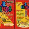 Planters PB Crisps box