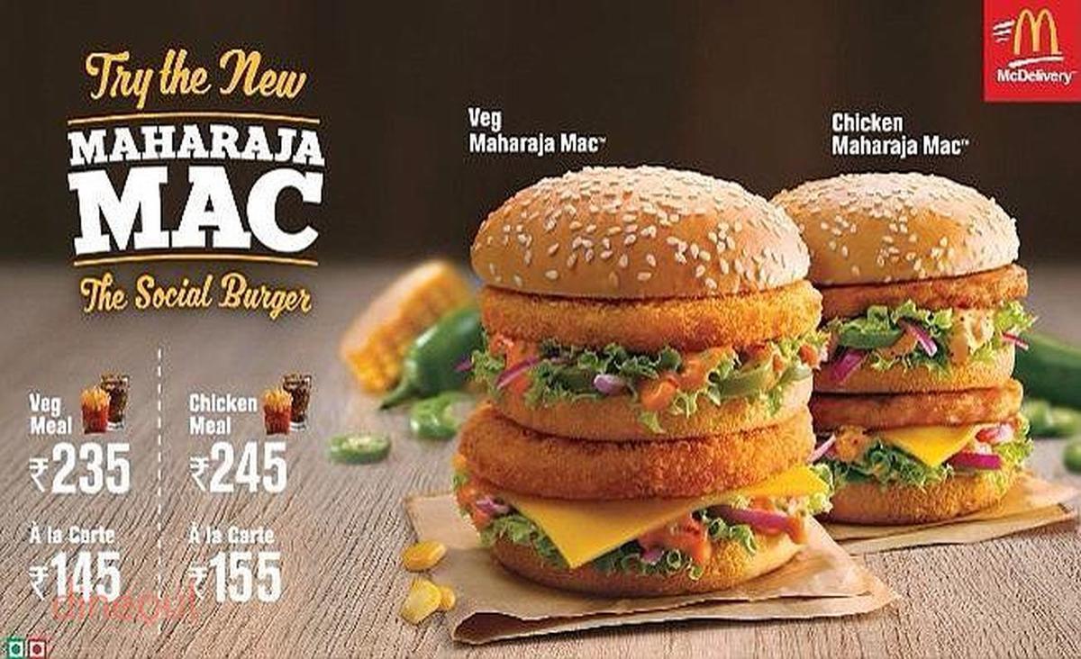 Big Mac variations