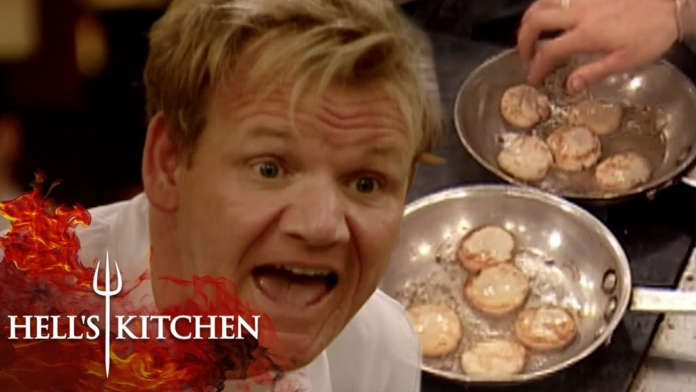 Top 10 People Who Made Gordon Ramsay Lose It!