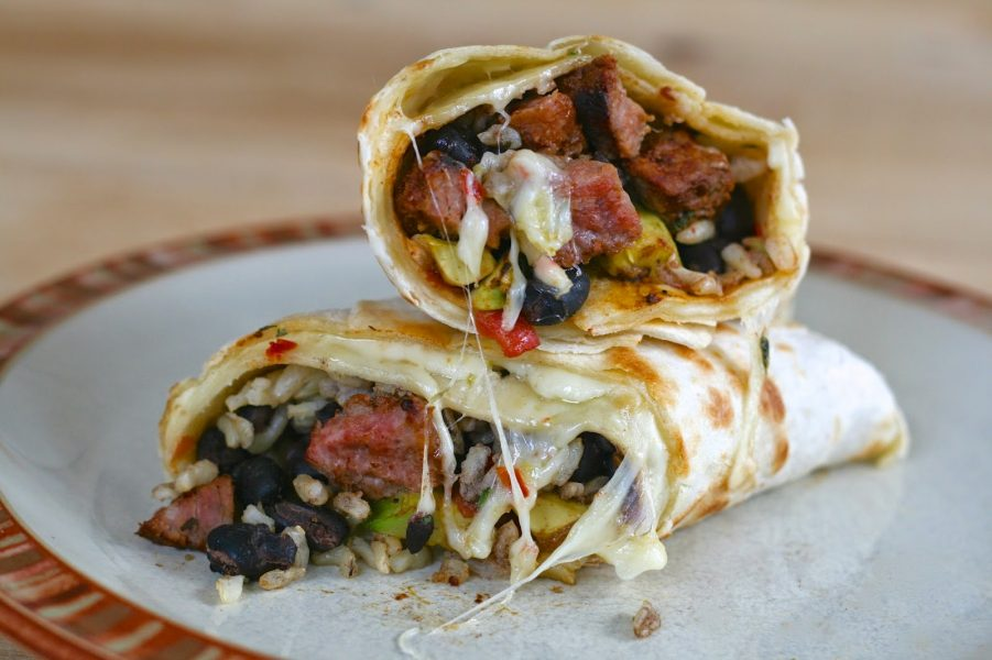 Chipotle Quesorito
