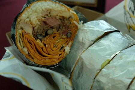As good as burritos get
