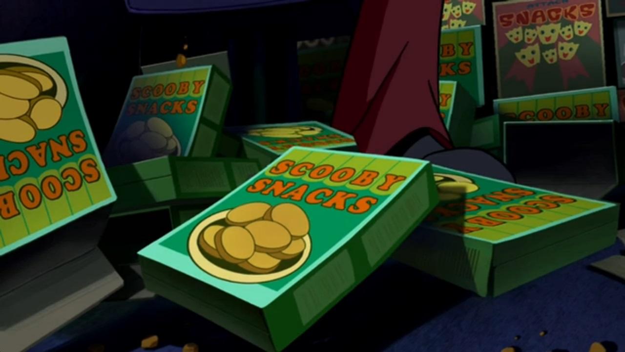 Fictional Foods Scooby Snacks