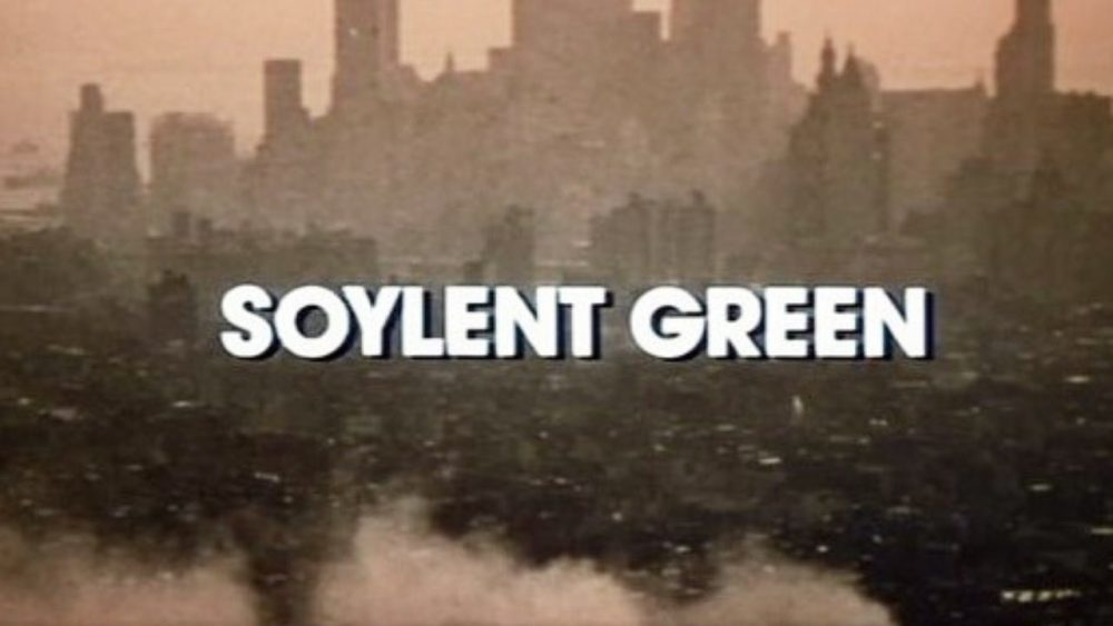 Fictional Foods Soylent Green