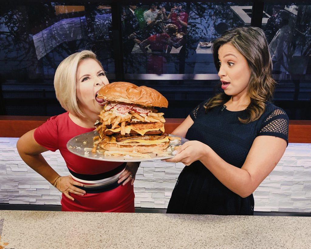 Gridiron Burger Challenge
