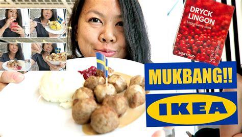 IKEA-Mukbang
