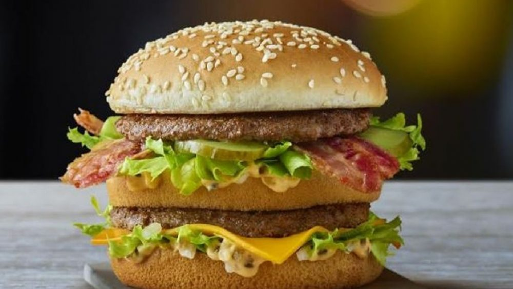 McDonald's Grand Big Mac Bacon
