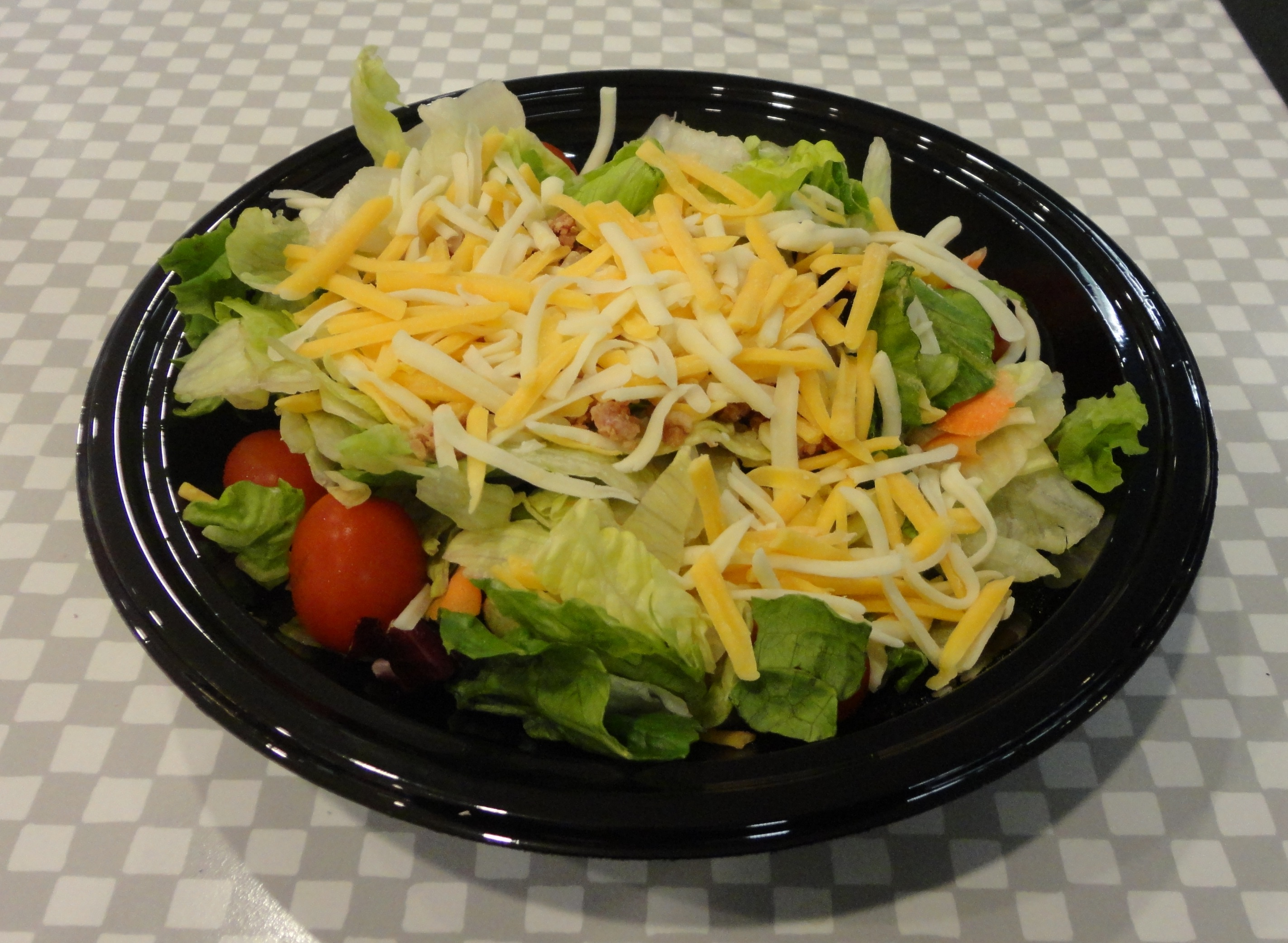 Mcdonald's Bacon Ranch Salad