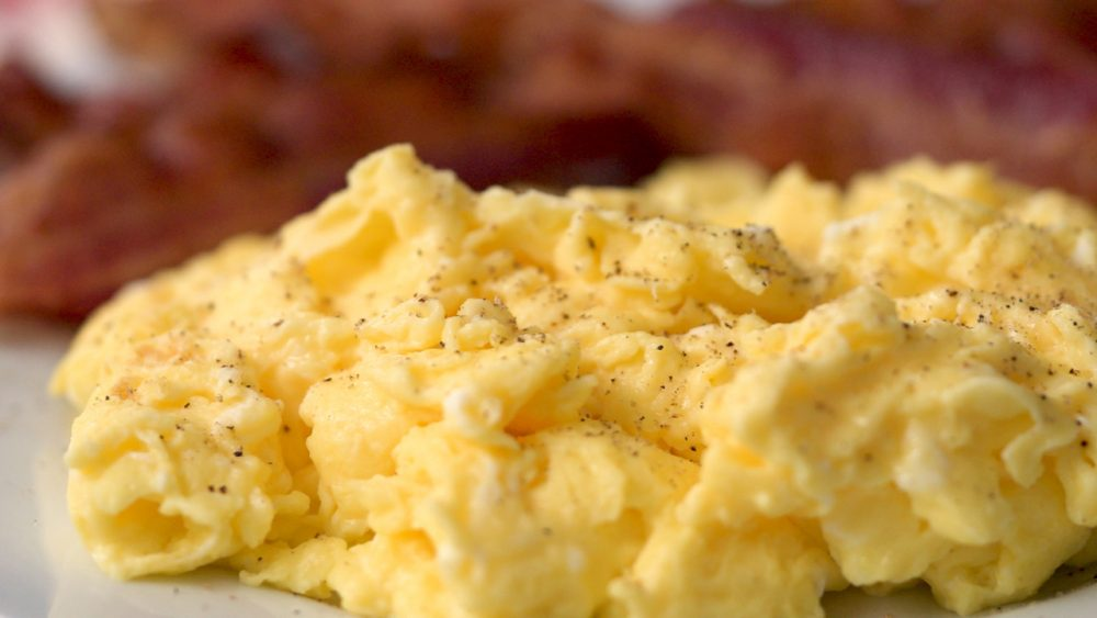 Perkins Scrambled Eggs
