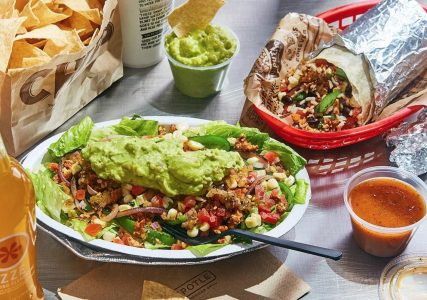 Want spicy and vegan? Go Chipotle