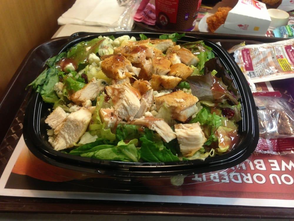 Wend't salad