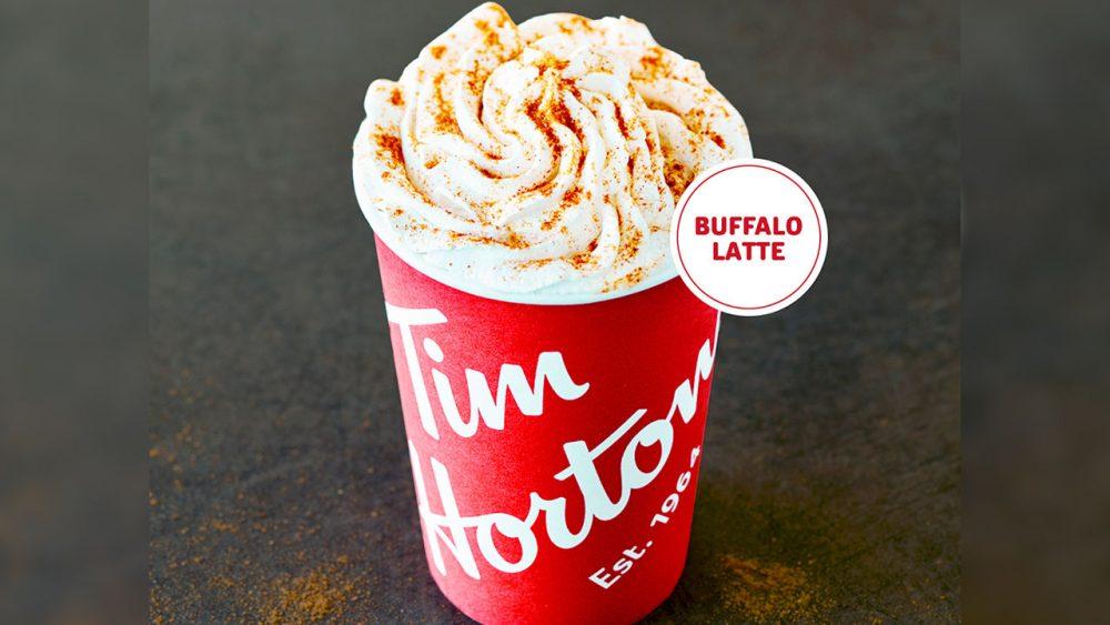 Buffalo Flavoured Latte