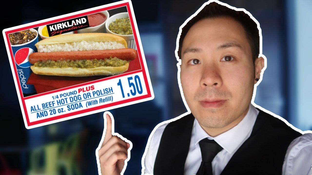 Costco Food Court's Biggest Advantage