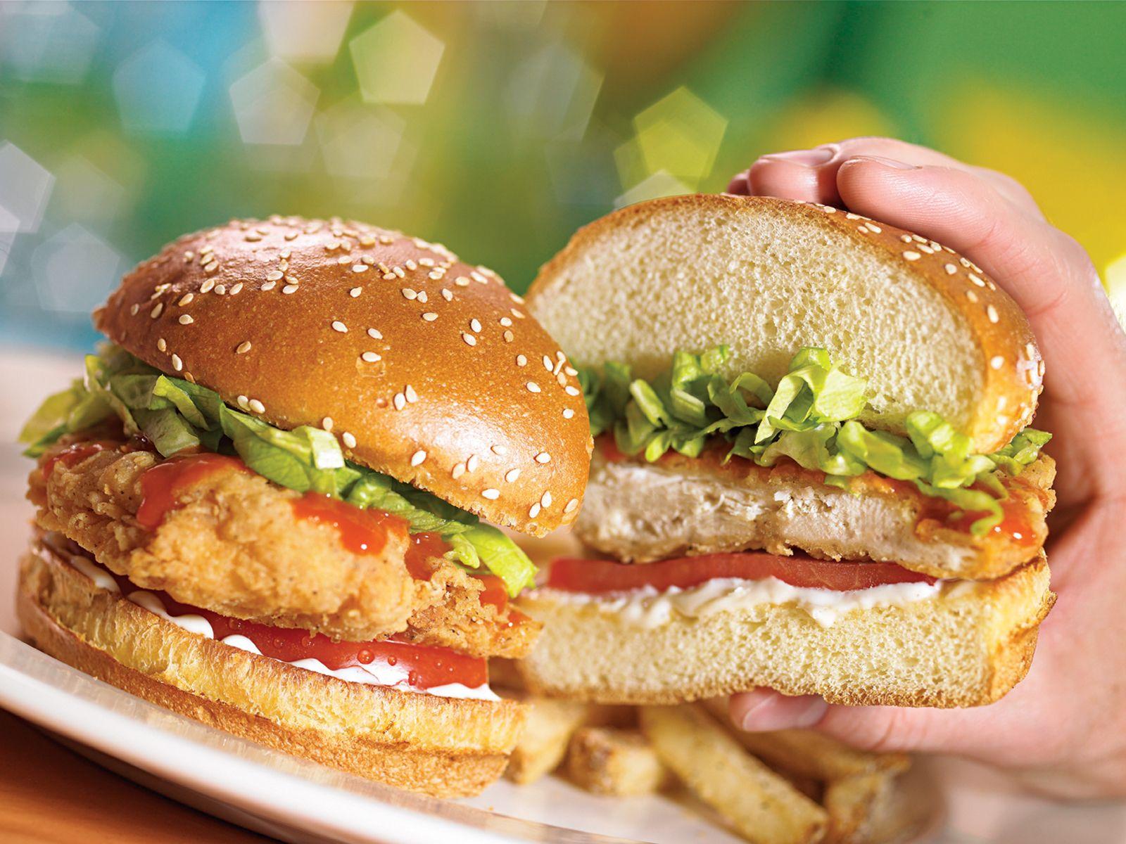 Wendy's Buffalo Chicken Ranch