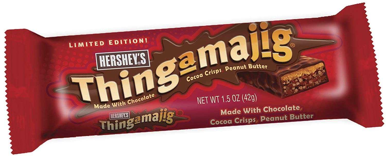 Thingamajig candy bar