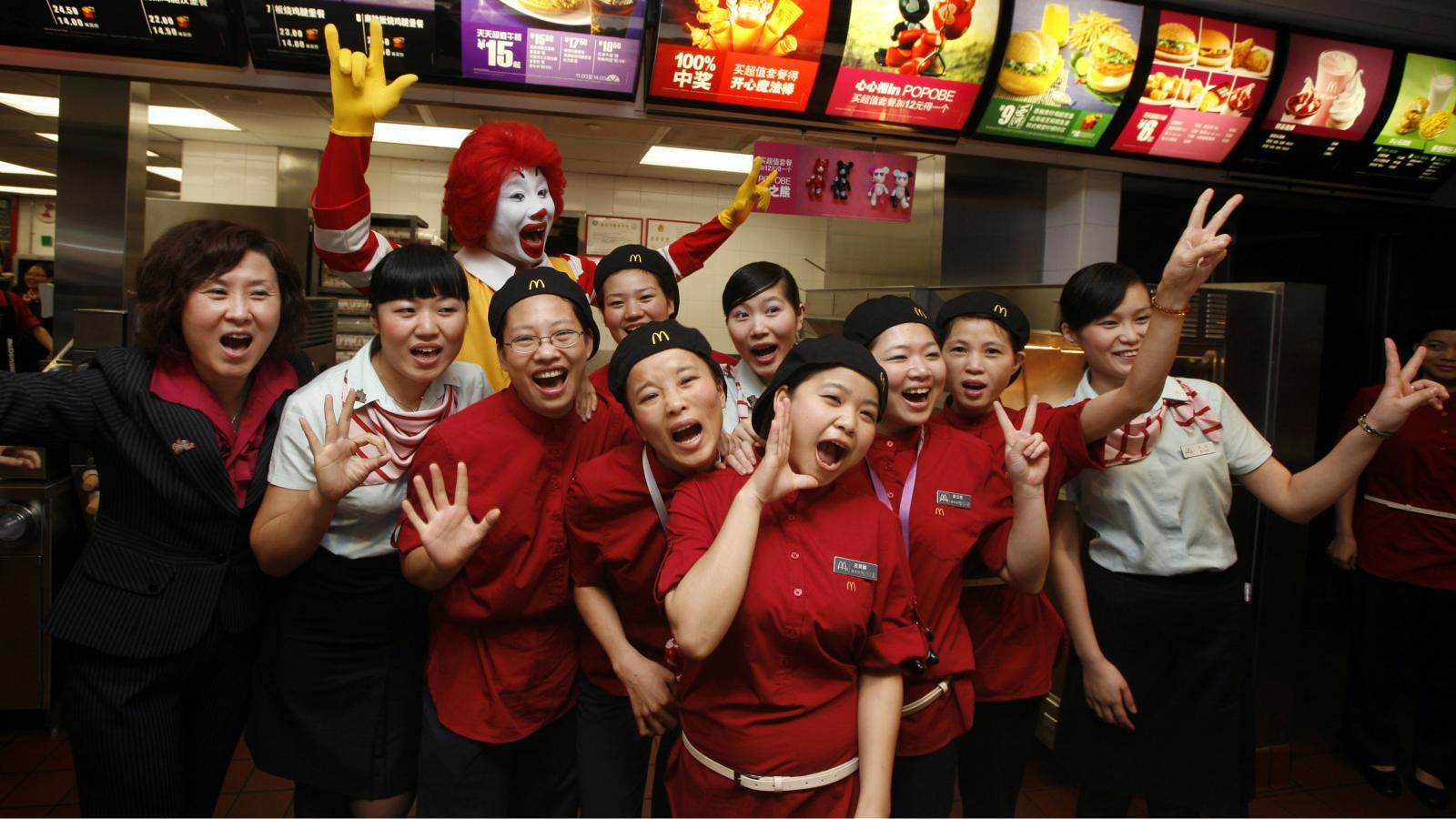 Top 10 Untold Truths of McDonald's in China