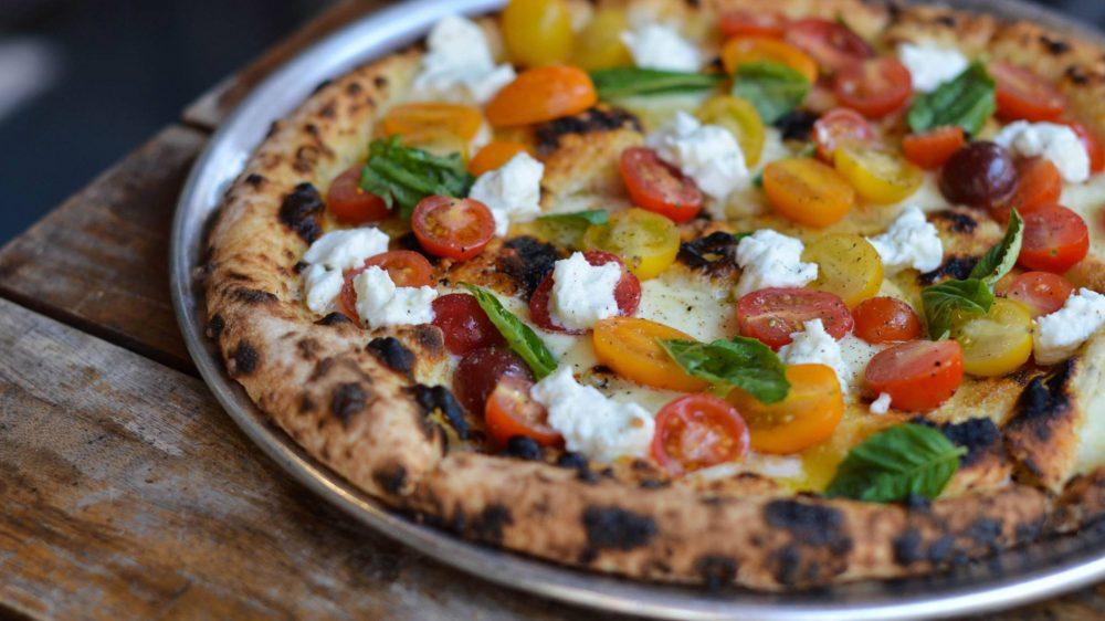 Pizzeria Vetri pizza