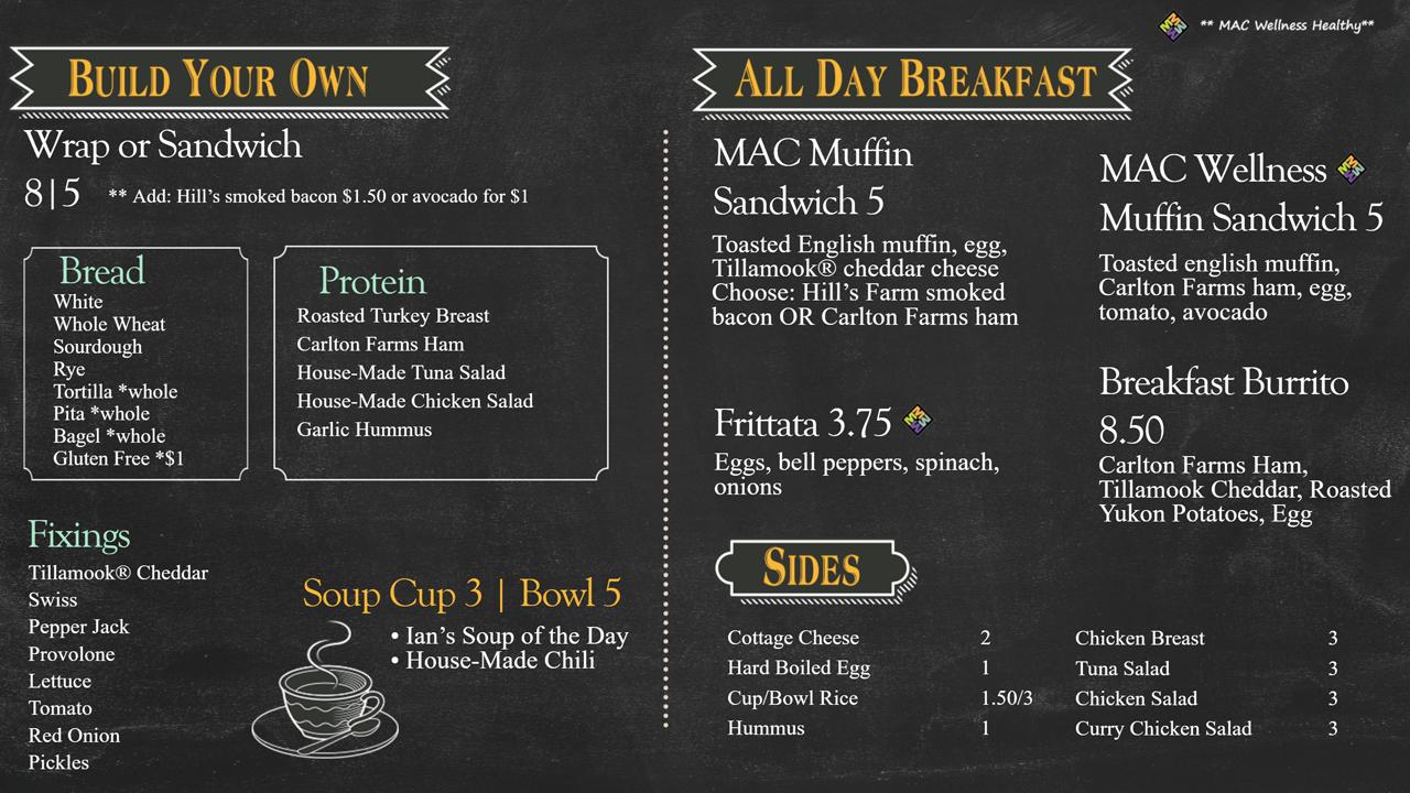 restaurant menu 9