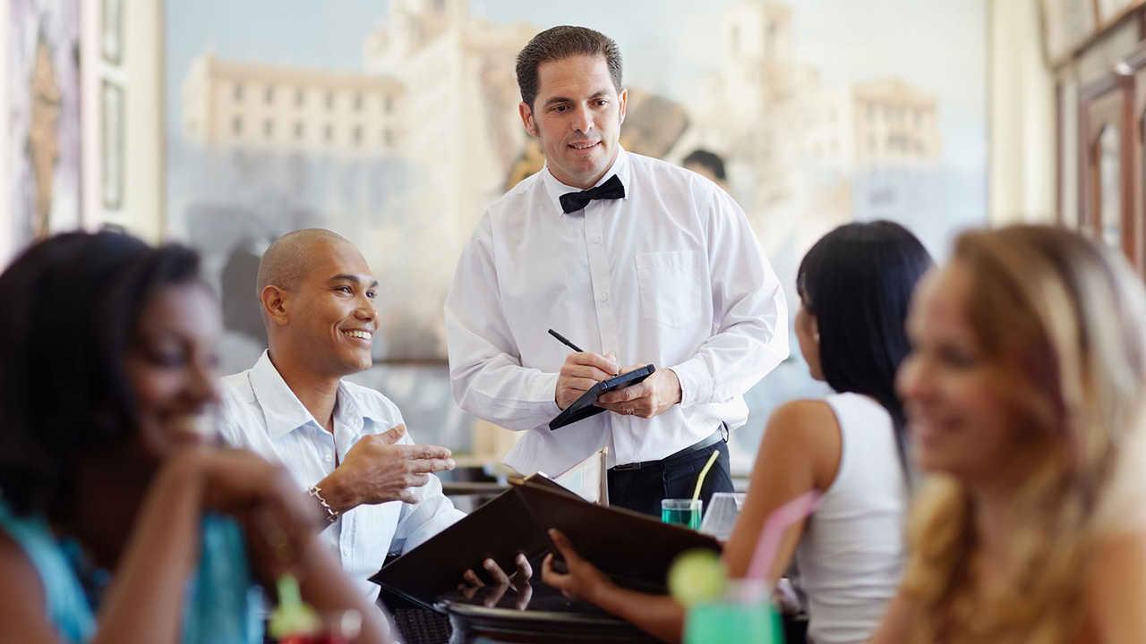 restaurant ordering