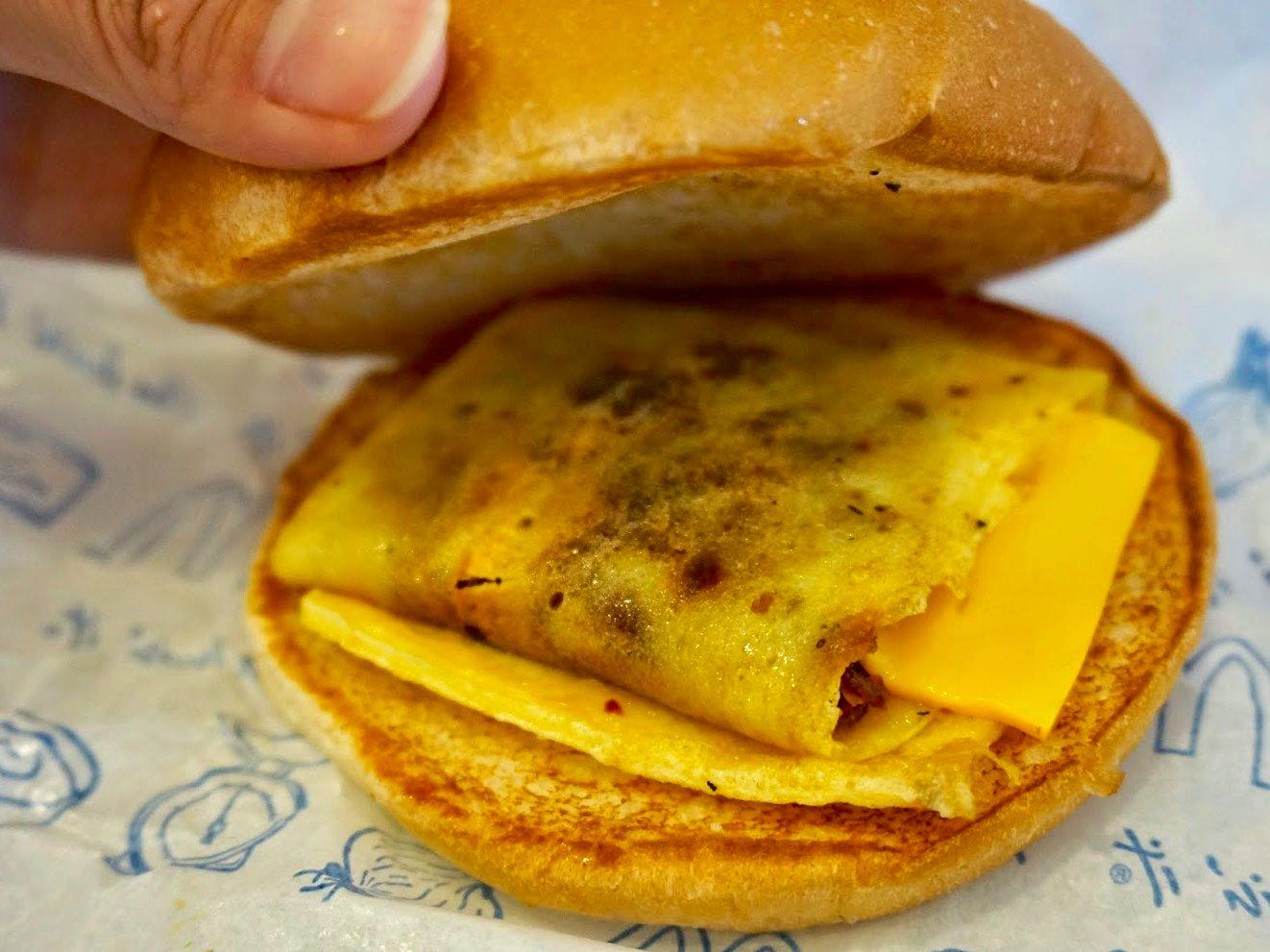 spanish omelette sandwich spain