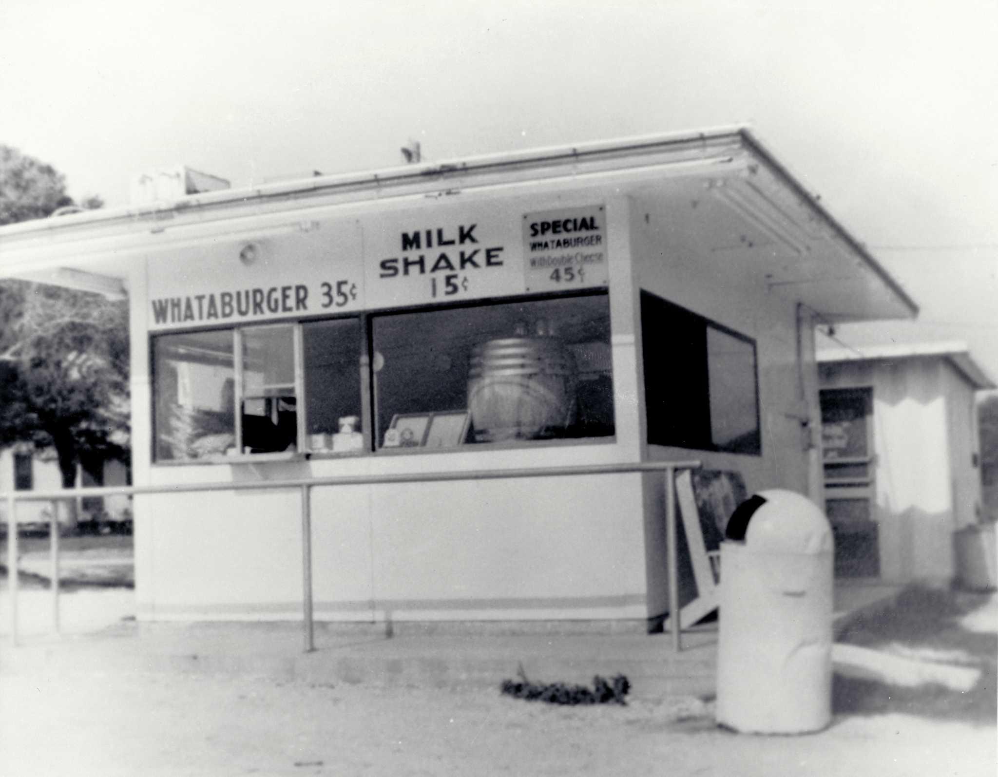 vintage whataburger restaurant