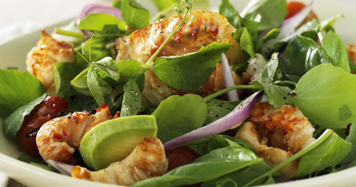 warm-crayfish-salad