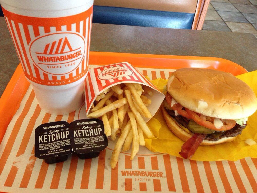 whataburger meal