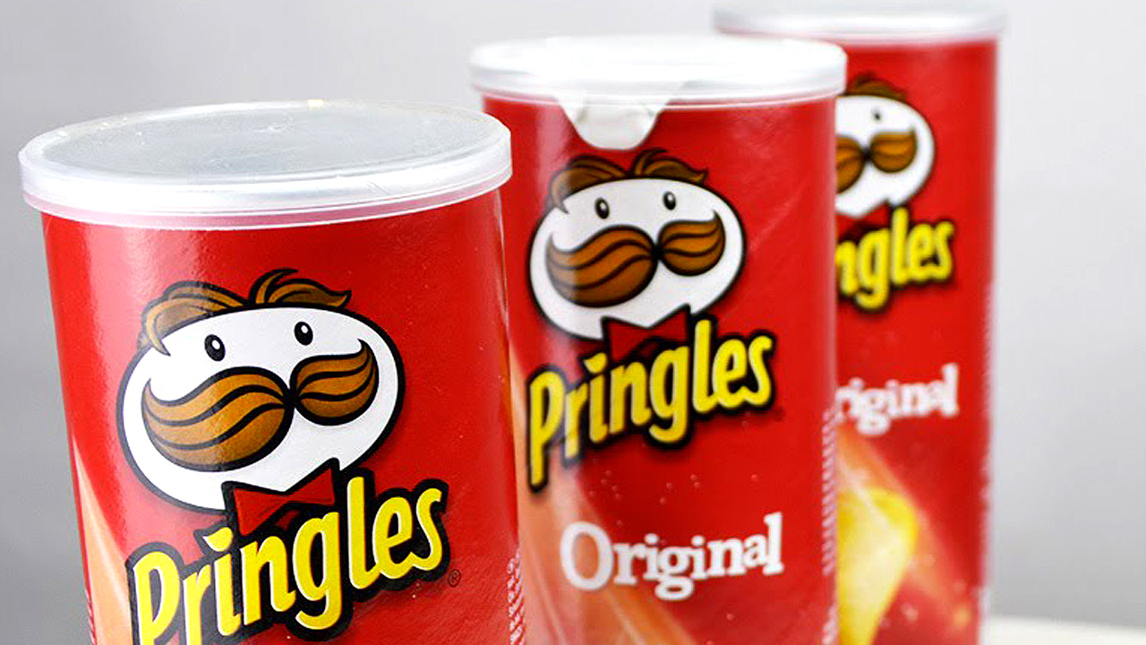 Controversy surrounds the invention of Pringles