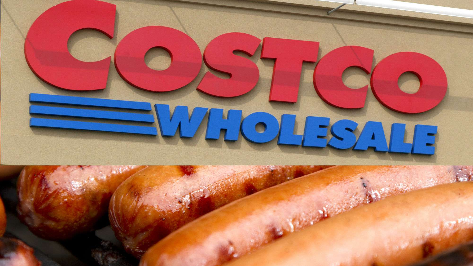 Costco: the house that hot dog built