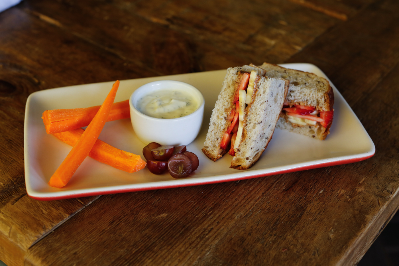 AppleBanana Sandwich