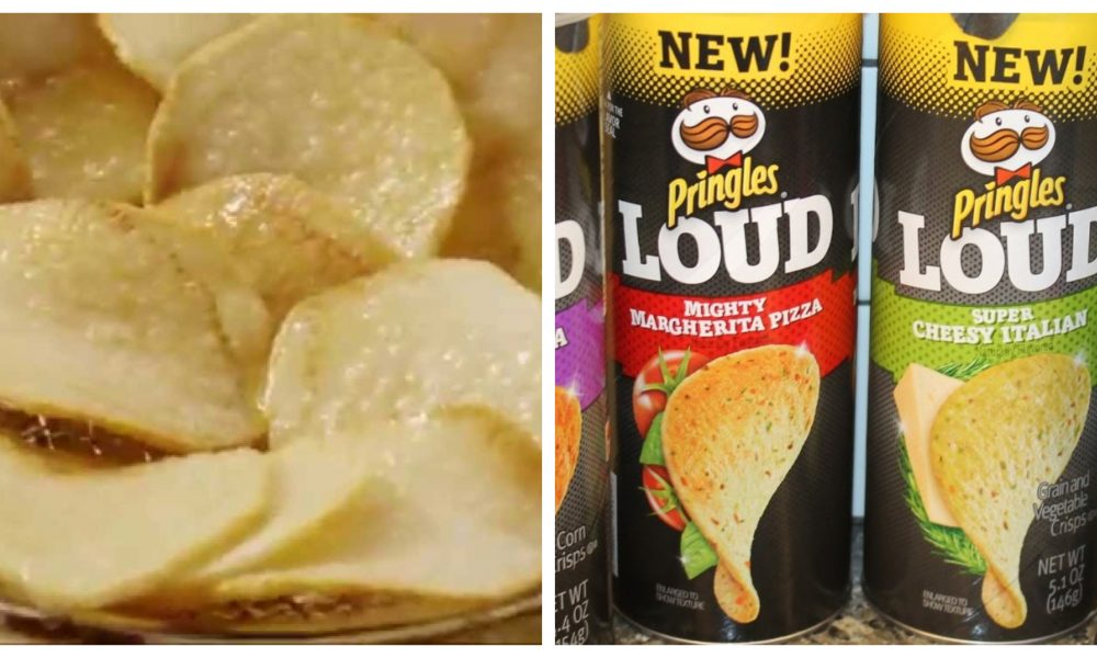 Top 10 Untold Truths Of Pringles Chips