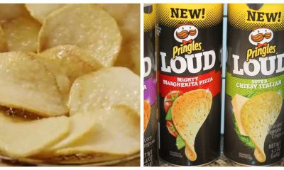 Pringles are known the world over.