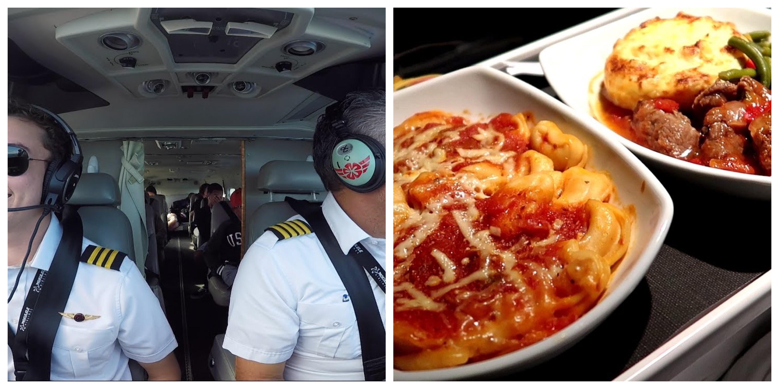 Secrets of Airline food
