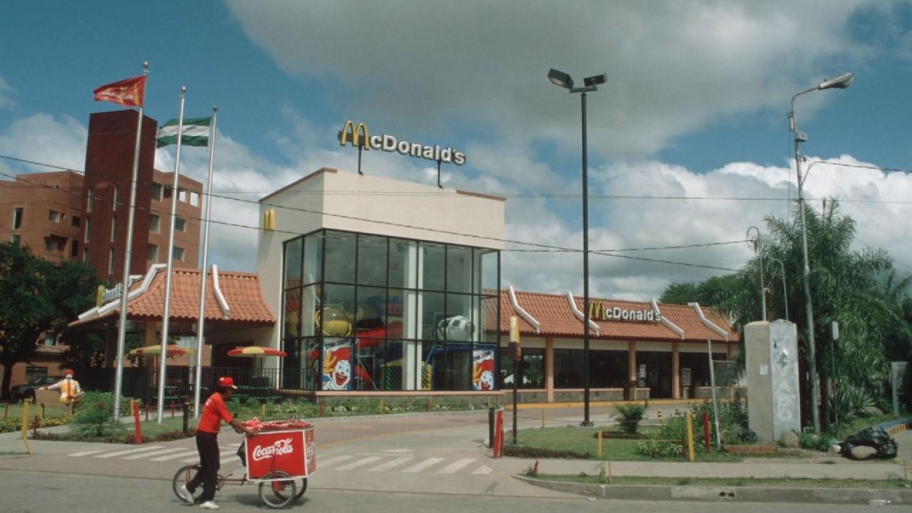McDonalds Fails Bolivia