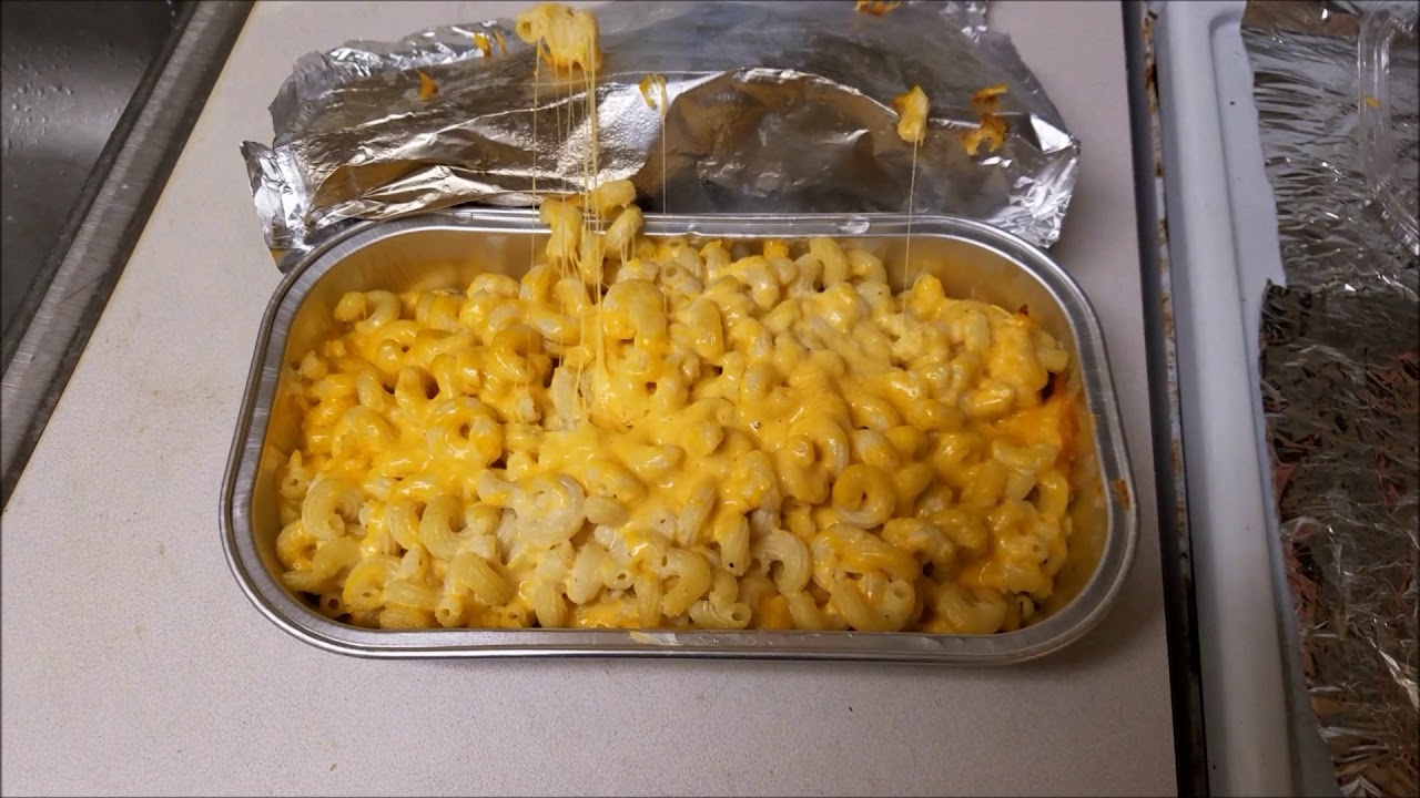 Costco Pre-Made Skillet Mac &Cheese